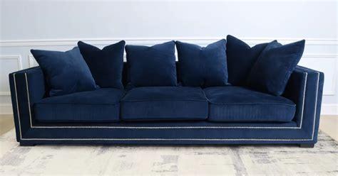 midnight blue living room furniture