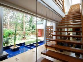 house interior design pictures bangalore modern open concept house in bangalore idesignarch