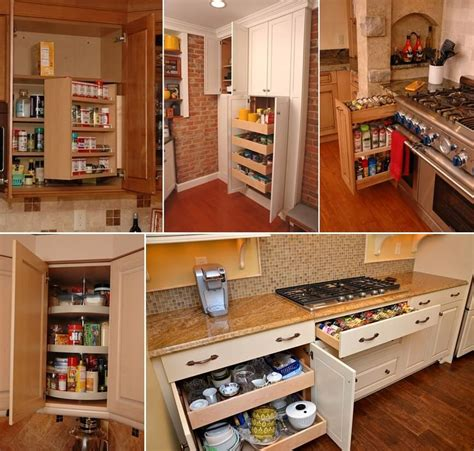Kitchen Furniture Accessories 11 Cool And Clever Accessories For Your Kitchen Cabinets