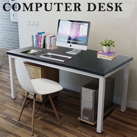 mdf wooden computer desk home office writing study table