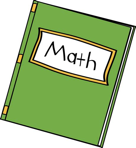 tutor in a book s geometry books math clipart for teachers cliparts co