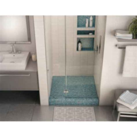 Shower Base Fall by Wonderfall Trench Shower Pan Modlar