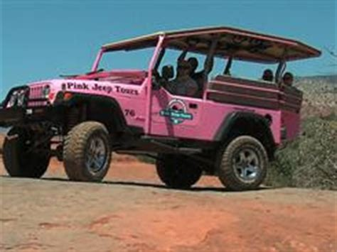 Pink Jeep Tours Sedona Discount Coupon It S Chic To Be Cheap Sedona Pink Jeep Tours Half Price