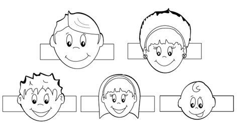 Finger Puppet Family family finger puppets free printable wroc awski