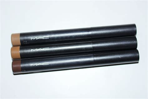 Mac Eyebrow Pencil mac big brow pencil review swatches really ree