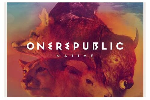 herunterladen cd one republic native song