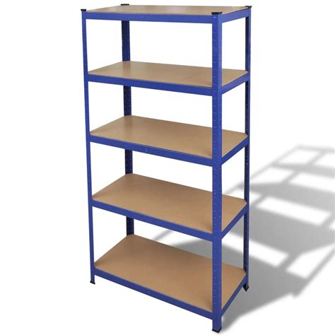 etagere ebay etag 232 re de rangement argent 233 bleu rangement de garage