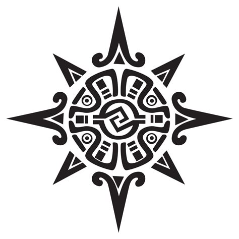 tribal symbol tattoos 12 tribal sun tattoos meanings and symbols images