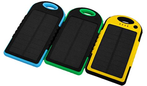Power Bank Merk Solar power bank solar te damos toda la informaci 243 n powerbank