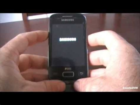 reset samsung duos s6102 factory hard reset samsung galaxy y duos gt s6102 youtube