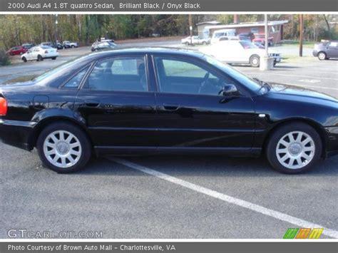 2000 audi a4 quattro 1 8t brilliant black 2000 audi a4 1 8t quattro sedan onyx