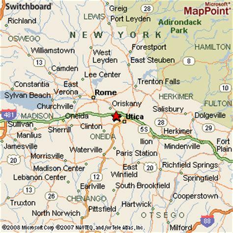 whitesboro map whitesboro new york