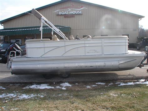 used qwest pontoon boats sale pontoon boats for sale in ohio new and used boats autos post