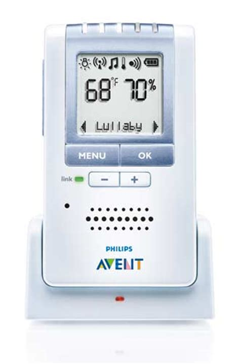 baby room temperature monitor philips avent baby monitor with temperature and humidity sensors and new eco mode