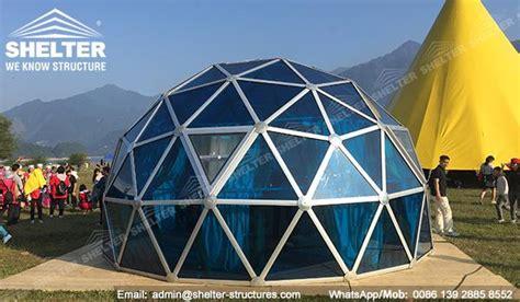 serre en dome dome polycarbonate comme une serre dome en eerre