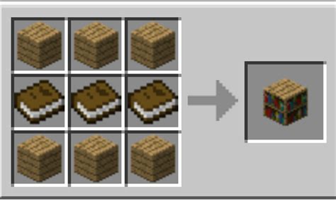Crafting Recipe For Paper - how to make paper books and book shelves in minecraft quora