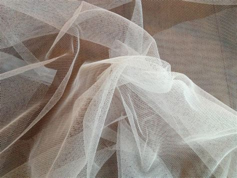 drape net white very soft drape wedding net veil tulle bridal fabric