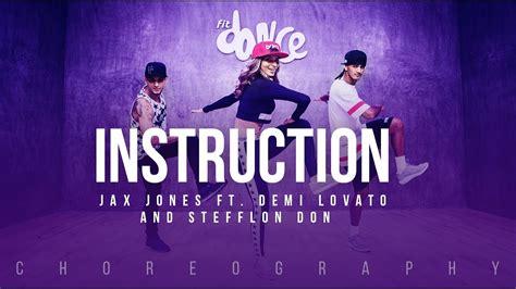 demi lovato instruction album instruction jax jones ft demi lovato and stefflon don