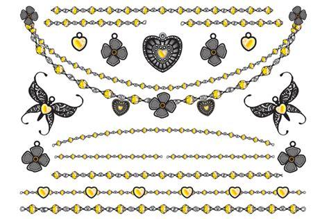 tattoo shop jewelry online dazzling yellow jewellery tattooforaweek fake tattoos