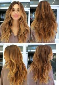 how to style thick wavy hair for 25 best ideas about wavy layered hair on pinterest wavy