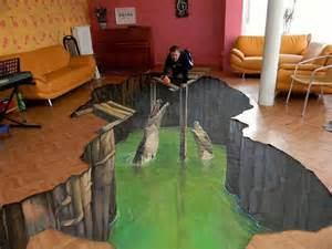 Embedding 3D Art in Your Home for Spectacular Visual Effects   Freshome.com