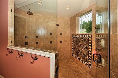 bathroom ideas shower only artistic master bathroom design using stones