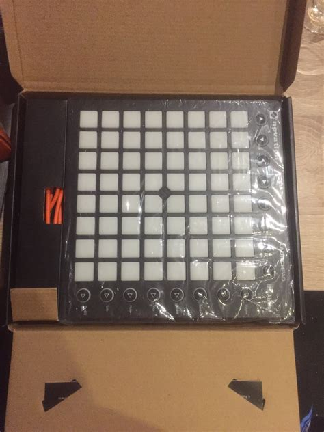 Novation Launchpad Mk2 2 launchpad mk2 novation launchpad mk2 audiofanzine