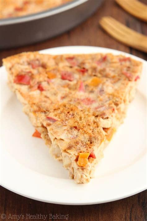 protein quiche chicken fajita quiche recipe paleo chef protein and