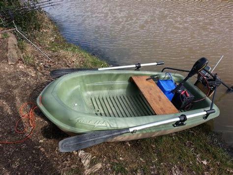 fun yak roeiboot bic sportyak roeiboot 213 groen roeiboten funsport van