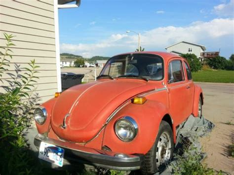 find   volkswagen super beetle  rapid city south dakota united states