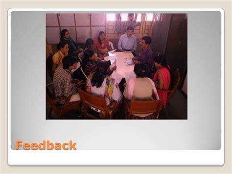 Peer Observation And Feed Back In Elt Teacher Training