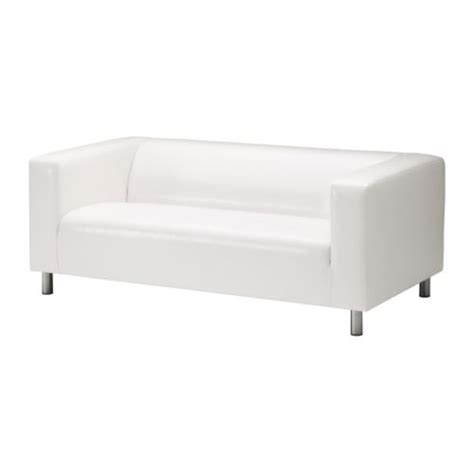 White Loveseat Leather Loveseats Small Leather Sofas Ikea