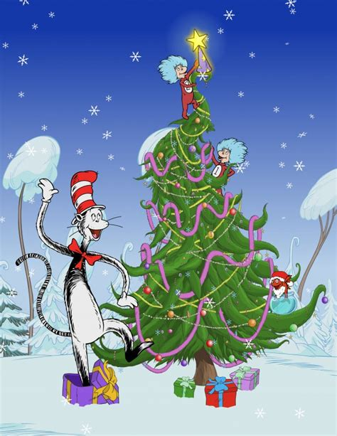 pbs kids cat in the hat christmas special