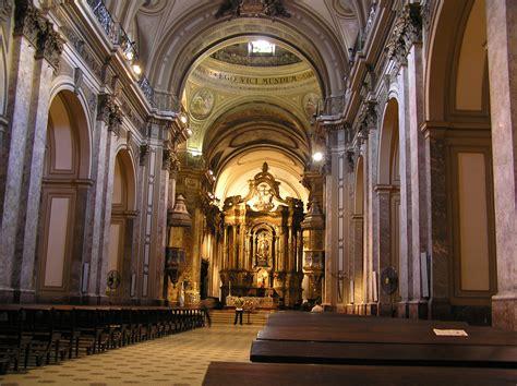 la catedral de buenos aires file 20060128 interior de la catedral metropolitana de