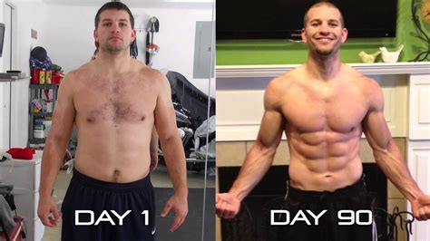 p90x transformation which home workout
