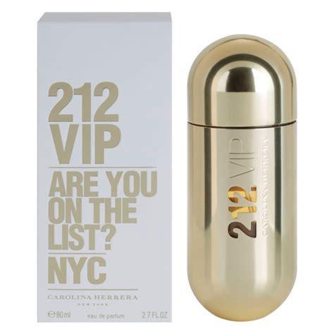 Parfum Carolina Herrera 212 Vip carolina herrera 212 vip eau de parfum f 252 r damen 80 ml