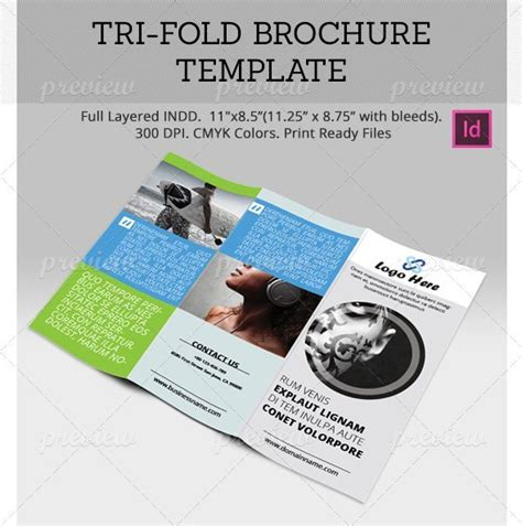 Codegrape 2049 Tri Fold Brochure Template Small Small Brochure Template