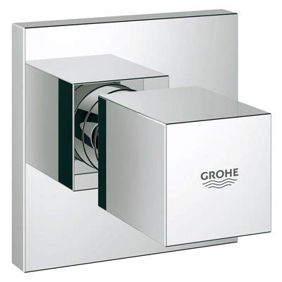 Grohe Ladylux Kitchen Faucet grohe 19910000 eurocube volume control trim with grip
