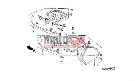 honda x8r engine diagram honda automotive wiring diagrams