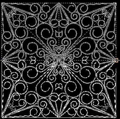 Desain Batik Pemula | belajar autocad untuk pemula desain batik dan ukiran