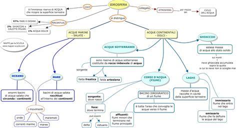 testo sull inquinamento mappe per la scuola l idrosfera