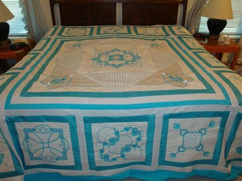 20 best quilt embroidery block images on