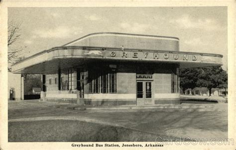 Post Office Jonesboro Ar by Greyhound Station Jonesboro Ar