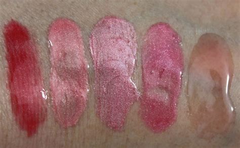 N Glassy Gloss Lip Gel This Shall Glass 310a n glassy gloss lip gel swatches photos vy