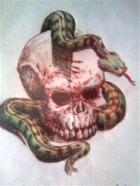 Imagenes De Calaveras Y Serpientes | imagenes de calaveras con serpientes para dibujar imagui