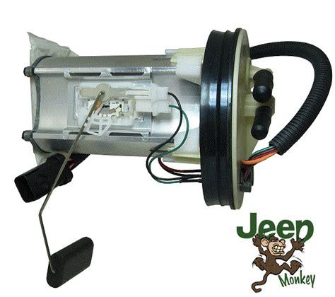 2000 Jeep Grand Fuel Fuel Sender Jeep Grand 1999 2000 Wj 4 0l 4