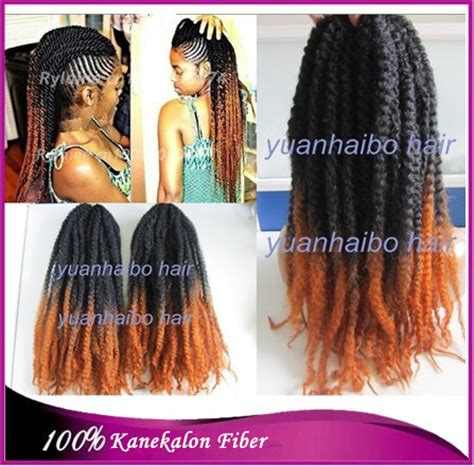 good quality colored marley hair stock top quality 20in ombre marley braid 100 kanekalon