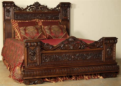 renaissance bed art and interior special series the revival of medieval