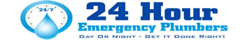 Plumbing 24 Hour Service by 24 Hour Emergency Plumbers Oklahoma City
