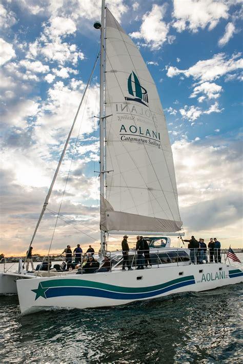 aolani catamaran san diego aolani catamaran sailing 54 photos 26 reviews boat
